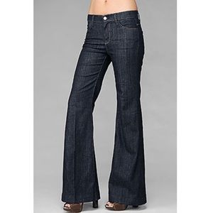 7 For All Mankind Ginger Flare Trouser